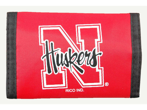 Nebraska Cornhuskers Rico Industries Nylon Wallet