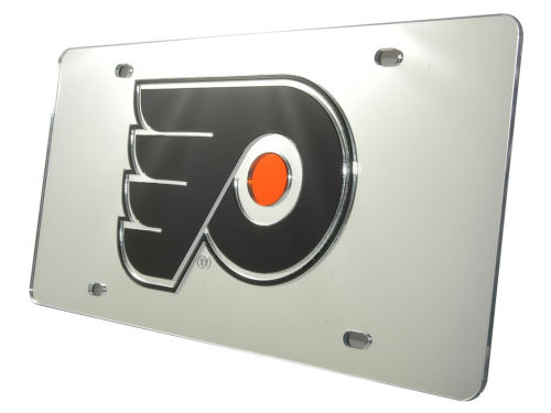 Philadelphia Flyers Rico Industries Acrylic Laser Tag