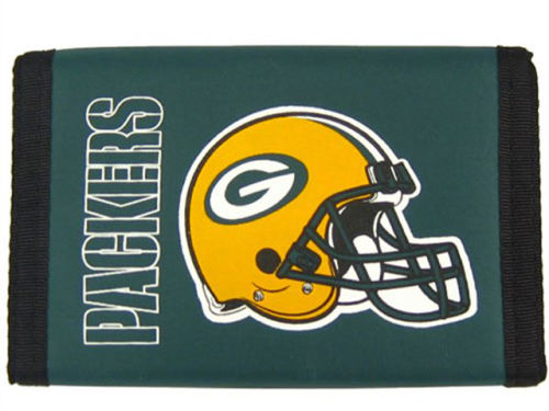 Green Bay Packers Rico Industries Nylon Wallet