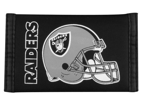 Oakland Raiders Rico Industries Nylon Wallet
