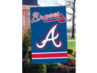 Atlanta Braves Applique House Flag Collectibles