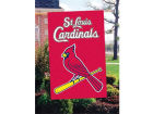 St. Louis Cardinals Applique House Flag Collectibles