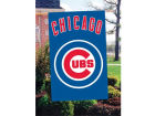 Chicago Cubs Applique House Flag Collectibles