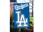 Los Angeles Dodgers Applique House Flag Collectibles
