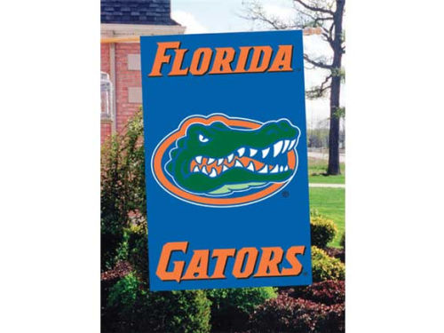 Florida Gators Applique House Flag