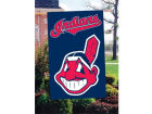 Cleveland Indians Applique House Flag Collectibles