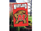 Maryland Terrapins Applique House Flag Collectibles