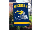 Michigan Wolverines Applique House Flag Collectibles
