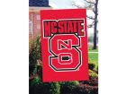 North Carolina State Wolfpack Applique House Flag Collectibles