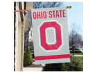 Ohio State Buckeyes Applique House Flag Collectibles
