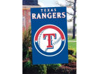 Texas Rangers Applique House Flag Flags & Banners
