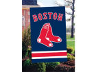 Boston Red Sox Applique House Flag Collectibles