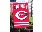 Cincinnati Reds Applique House Flag Collectibles