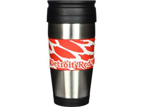 Detroit Red Wings Stainless Steel Travel Tumbler