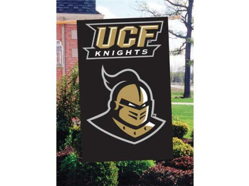 University of Central Florida Knights Applique House Flag