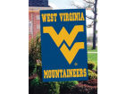 West Virginia Mountaineers Applique House Flag Collectibles