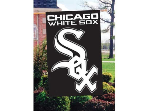 Chicago White Sox Applique House Flag
