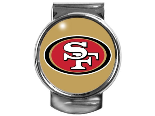 San Francisco 49ers 35mm Money Clip