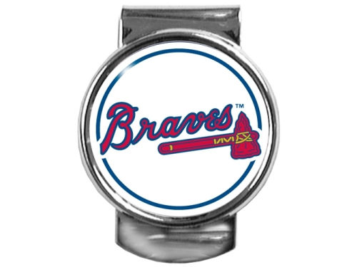 Atlanta Braves Great American Products 35mm Money Clip