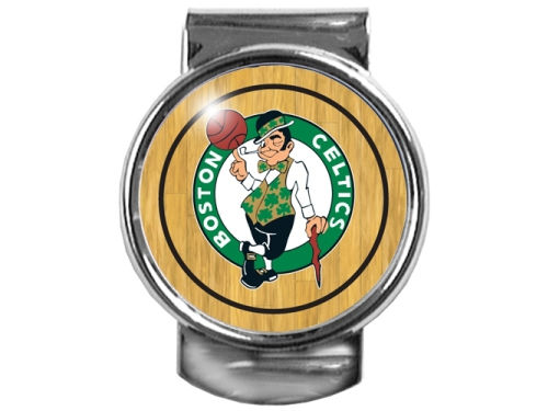 Boston Celtics Great American Products 35mm Money Clip