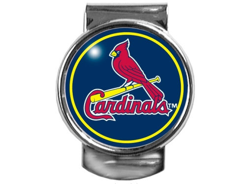 St. Louis Cardinals Great American Products 35mm Money Clip