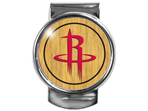 Houston Rockets Great American Products 35mm Money Clip