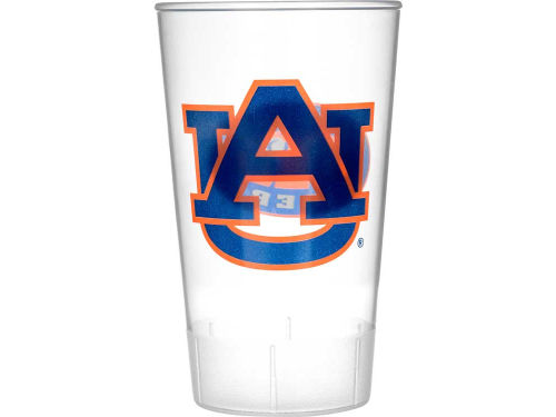 Auburn Tigers Hunter Manufacturing Single Plastic Tumbler