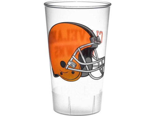 Cleveland Browns Single Plastic Tumbler