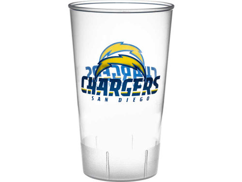 San Diego Chargers Hunter Manufacturing Single Plastic Tumbler
