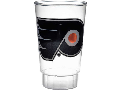 Philadelphia Flyers Hunter Manufacturing Single Plastic Tumbler