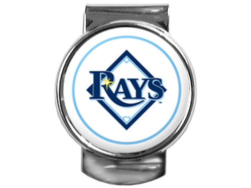 Tampa Bay Rays Great American Products 35mm Money Clip