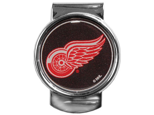 Detroit Red Wings Great American Products 35mm Money Clip