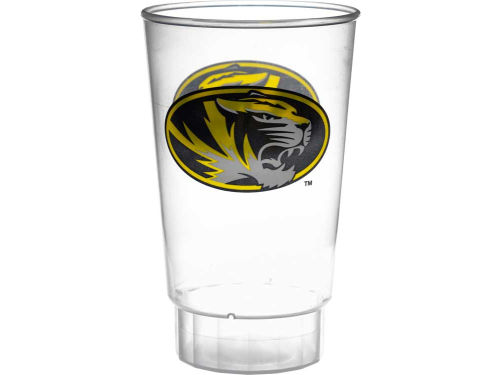 Missouri Tigers Hunter Manufacturing Single Plastic Tumbler
