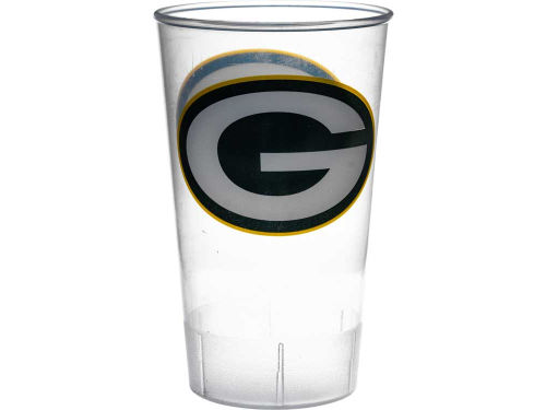 Green Bay Packers Hunter Manufacturing Single Plastic Tumbler