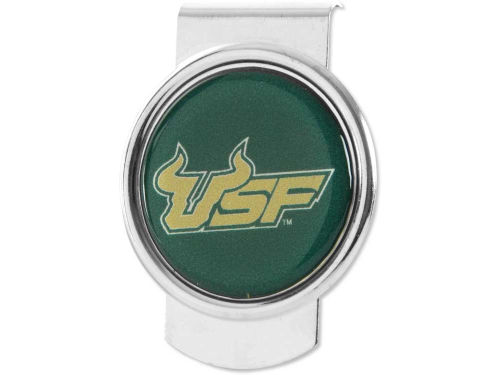 South Florida Bulls 35mm Money Clip