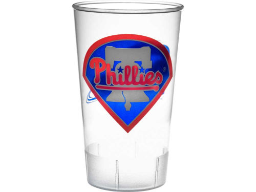 Philadelphia Phillies Single Plastic Tumbler