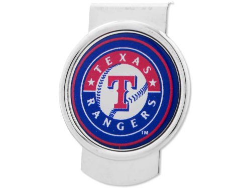 Texas Rangers 35mm Money Clip