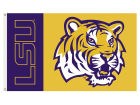 LSU Tigers House Flag 3x5 Flags & Banners