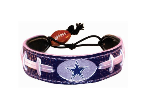 Dallas Cowboys Game Wear Team Color Football Bracelet