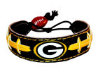 Green Bay Packers Game Wear Team Color Football Bracelet Jewelry
