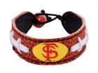 Florida State Seminoles Game Wear Football Bracelet Jewelry