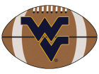 West Virginia Mountaineers Football Mat Home Office & School Supplies