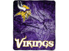 Minnesota Vikings 50x60in Plush Throw Blanket Bed & Bath