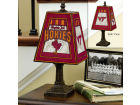 Virginia Tech Hokies Art Glass Table Lamp Bed & Bath