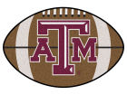 Texas A&M Aggies Football Mat Home Office & School Supplies