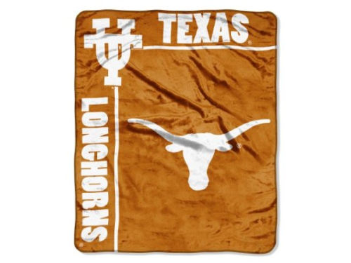 Texas Longhorns The Northwest Company 50x60in Plush Throw Blanket