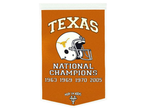 Texas Longhorns Dynasty Banner