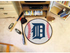 Detroit Tigers Baseball Mat Home Office & School Supplies