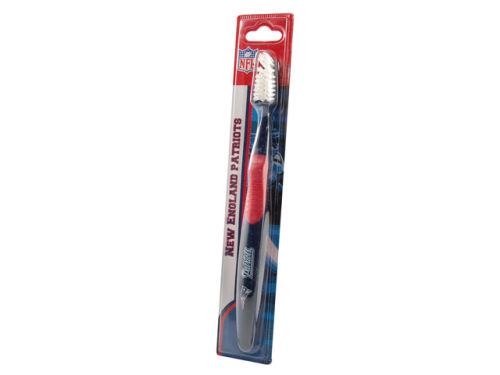 New England Patriots Toothbrush