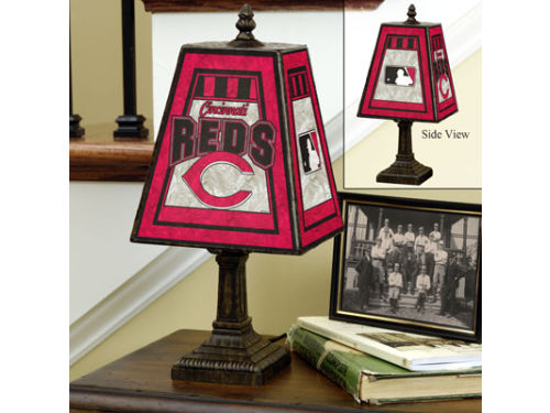 Cincinnati Reds 14in Table Lamp